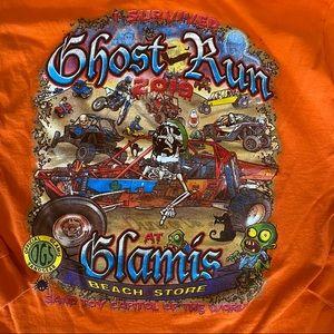 2019 Ghost Run Glamis Sand Dunes Shirt Shirt L